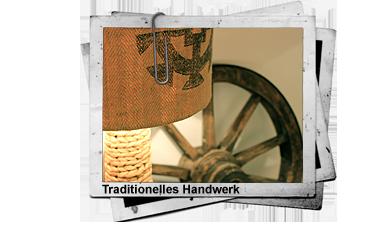 Handwerk mit Tradition
